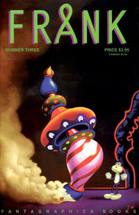 Cover Thumbnail for Frank (Fantagraphics, 1996 series) #3