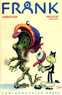 Cover Thumbnail for Frank (Fantagraphics, 1996 series) #4