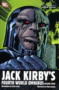 Cover Thumbnail for Jack Kirby's Fourth World Omnibus (DC, 2007 series) #4