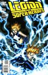 Cover for Legion of Super-Heroes (DC, 2008 series) #40