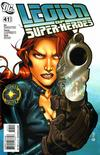 Cover for Legion of Super-Heroes (DC, 2008 series) #41