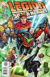 Cover for Legion of Super-Heroes (DC, 2008 series) #42