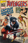 Cover for Wizard Ace Edition: The Avengers #4 (Marvel; Wizard, 2002 series)