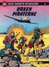 Cover for Buck Danny (Interpresse, 1977 series) #2 - Ørkenpiraterne