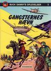 Cover for Buck Danny (Interpresse, 1977 series) #3 - Gangsternes hævn
