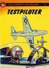 Cover for Buck Danny (Interpresse, 1977 series) #4 - Testpiloter