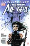 Cover for New Avengers (Marvel, 2005 series) #39 [Newsstand]