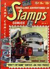 Cover for Stamp Comics (Youthful, 1952 series) #7