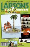 Cover for Larsons gale verden (Bladkompaniet / Schibsted, 1992 series) #1/2008