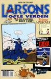 Cover for Larsons gale verden (Bladkompaniet / Schibsted, 1992 series) #2/2008