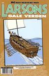Cover for Larsons gale verden (Bladkompaniet / Schibsted, 1992 series) #3/2008
