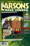 Cover for Larsons gale verden (Bladkompaniet / Schibsted, 1992 series) #6/2008