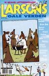 Cover for Larsons gale verden (Bladkompaniet / Schibsted, 1992 series) #8/2008