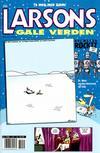 Cover for Larsons gale verden (Bladkompaniet / Schibsted, 1992 series) #12/2008