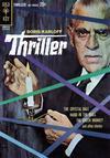 Cover for Boris Karloff Thriller (Western, 1962 series) #1