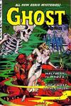 Cover for Ghost Comics (Fiction House, 1951 series) #10