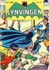 Cover for Lynvingen (Serieforlaget / Se-Bladene / Stabenfeldt, 1966 series) #2/1966