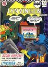 Cover for Lynvingen (Serieforlaget / Se-Bladene / Stabenfeldt, 1966 series) #5/1967