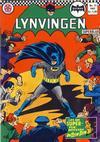 Cover for Lynvingen (Serieforlaget / Se-Bladene / Stabenfeldt, 1966 series) #11/1967