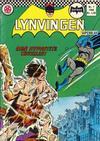 Cover for Lynvingen (Serieforlaget / Se-Bladene / Stabenfeldt, 1966 series) #7/1968