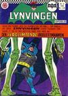 Cover for Lynvingen (Serieforlaget / Se-Bladene / Stabenfeldt, 1966 series) #8/1968