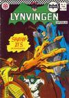 Cover for Lynvingen (Serieforlaget / Se-Bladene / Stabenfeldt, 1966 series) #9/1968