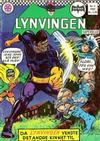 Cover for Lynvingen (Serieforlaget / Se-Bladene / Stabenfeldt, 1966 series) #4/1969