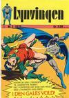 Cover for Lynvingen (Illustrerte Klassikere / Williams Forlag, 1969 series) #2/1970