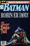 Cover for Batman (Semic, 1989 series) #8/1990