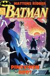 Cover for Batman (Semic, 1989 series) #2/1991