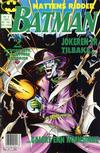 Cover for Batman (Semic, 1989 series) #5/1991
