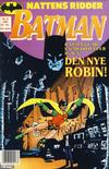 Cover for Batman (Semic, 1989 series) #8/1991