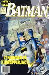 Cover for Batman (Semic, 1989 series) #9/1991