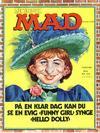 Cover for Norsk Mad (Illustrerte Klassikere / Williams Forlag, 1971 series) #2/1972