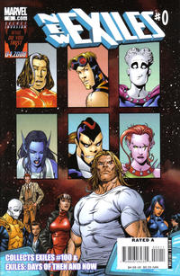Cover Thumbnail for New Exiles (Marvel, 2008 series) #0