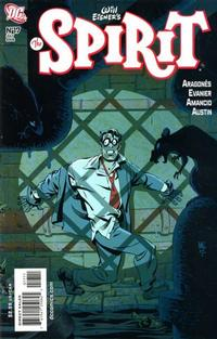 Cover Thumbnail for The Spirit (DC, 2007 series) #17