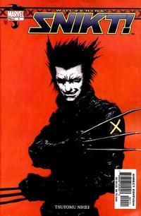 Cover Thumbnail for Wolverine: Snikt! (Marvel, 2003 series) #1