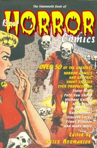 Cover Thumbnail for The Mammoth Book of Best Horror Comics (Running Press Book Publishers, 2008 series)