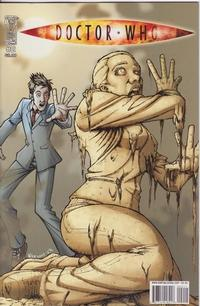 Cover Thumbnail for Doctor Who (IDW, 2008 series) #2