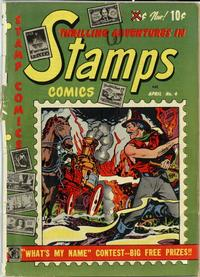 Cover Thumbnail for Stamps Comics (Youthful, 1951 series) #4
