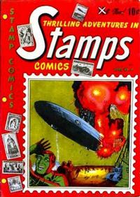 Cover Thumbnail for Stamp Comics (Youthful, 1952 series) #5