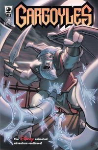 Cover Thumbnail for Gargoyles (Slave Labor, 2006 series) #8