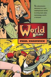 Cover Thumbnail for The World Below (Dark Horse, 2007 series)