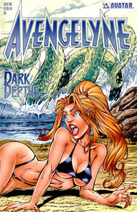 Cover Thumbnail for Avengelyne: Dark Depths (Avatar Press, 2001 series) #1 [Rio]