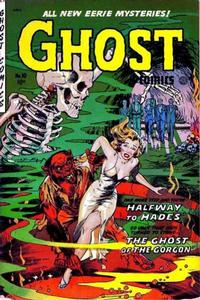 Cover Thumbnail for Ghost Comics (Fiction House, 1951 series) #10