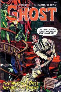 Cover Thumbnail for Ghost Comics (Fiction House, 1951 series) #11