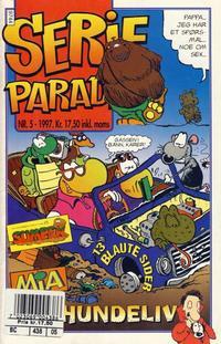 Cover Thumbnail for Serieparaden (Semic, 1997 series) #5/1997