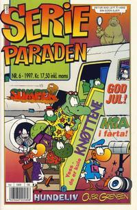 Cover Thumbnail for Serieparaden (Hjemmet / Egmont, 1997 series) #6/1997