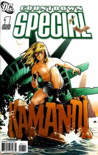 Cover Thumbnail for Countdown Special: Kamandi (DC, 2008 series) #1