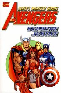 Cover Thumbnail for Avengers: Supreme Justice (Marvel, 2001 series)